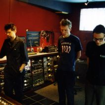 Valina recording with Steve Albini